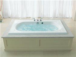 Hydro therapy tub