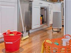 swiffer continuious cleaning air system