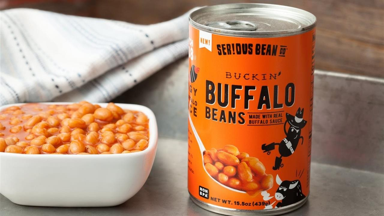 Buffalo beans can close up