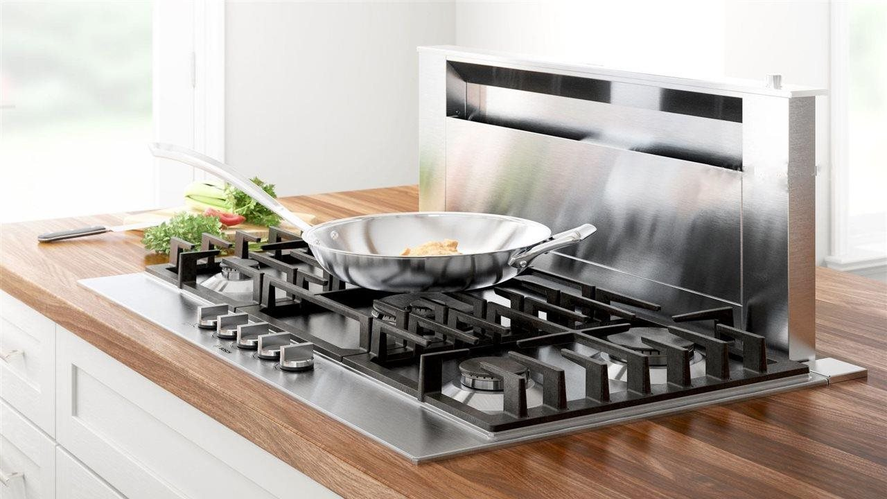 Bosch FlameSelect Gas Cooktop
