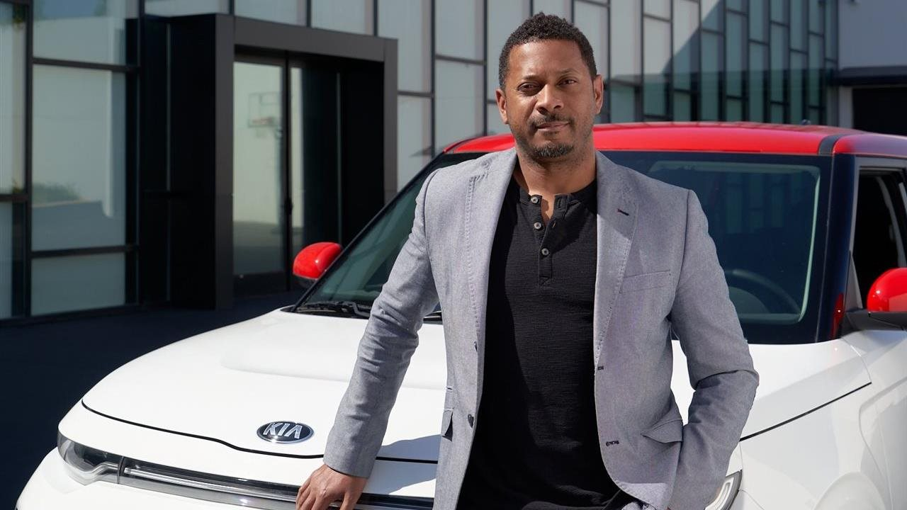 J. Paxton and a KIA