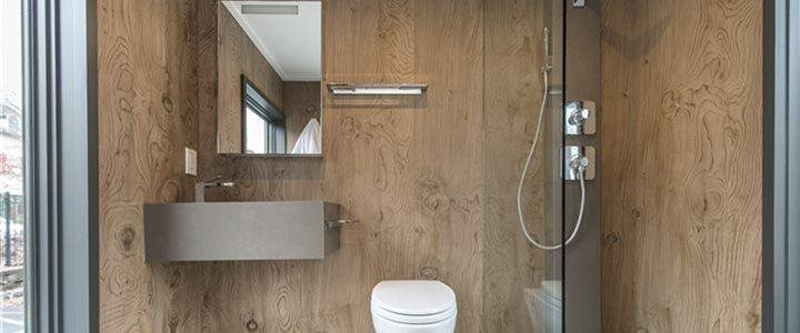 Neolith Tiny house La Boheme Bathroom