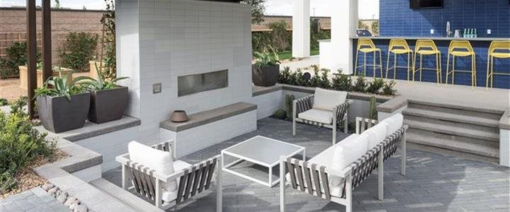 Amazing 4 Great Ways To Create An Outdoor Living Space