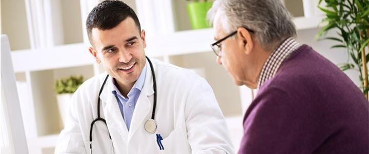 Communication, not silence, is golden for men battling prostate cancer