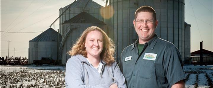 Tech strengthens family's love for farming
