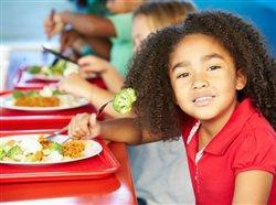 Will new school lunch mean less veggies?