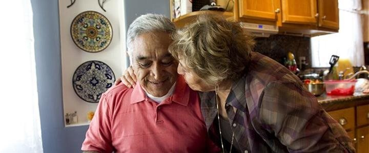The key to good caregiving: A healthy caregiver