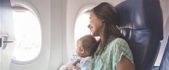 Baby on board? 8 tips for stress-free infant travel