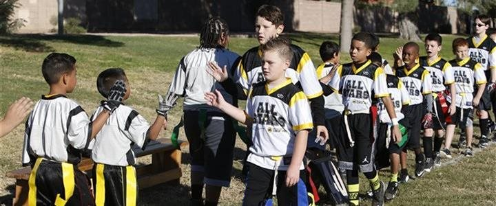 How youth team sports are shaping kids' and teens' values on and off the field