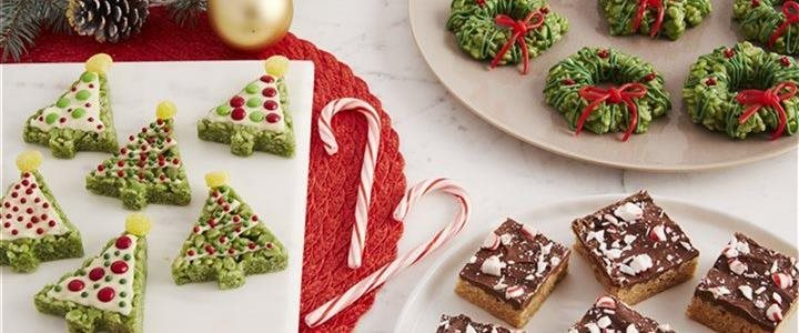 Share the sweetness of the holidays with a new kind of cookie exchange