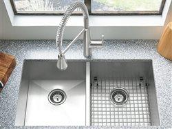 sinks with fitted inset
