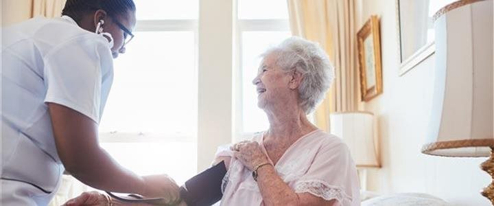 Home health services help maintain senior independence