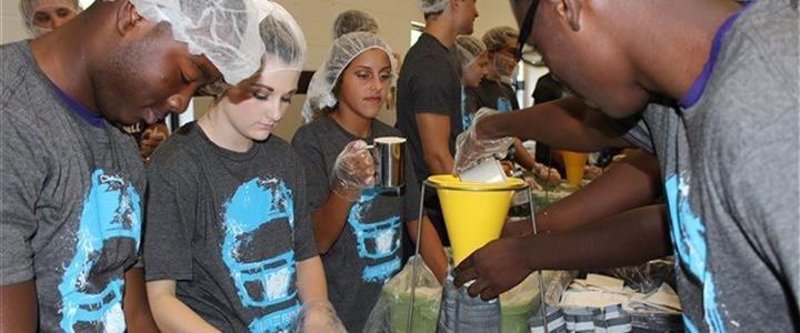 Health and Wellness Benefits of Volunteering