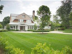 beautiful country home with exceptional landscaping