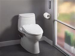 toilet in a home bath