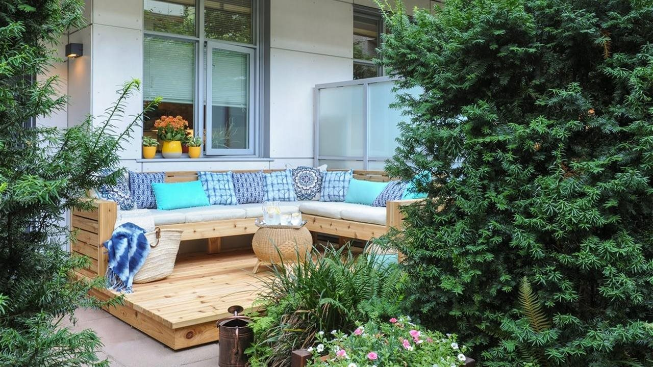 5 tips to make the most of your outdoor space