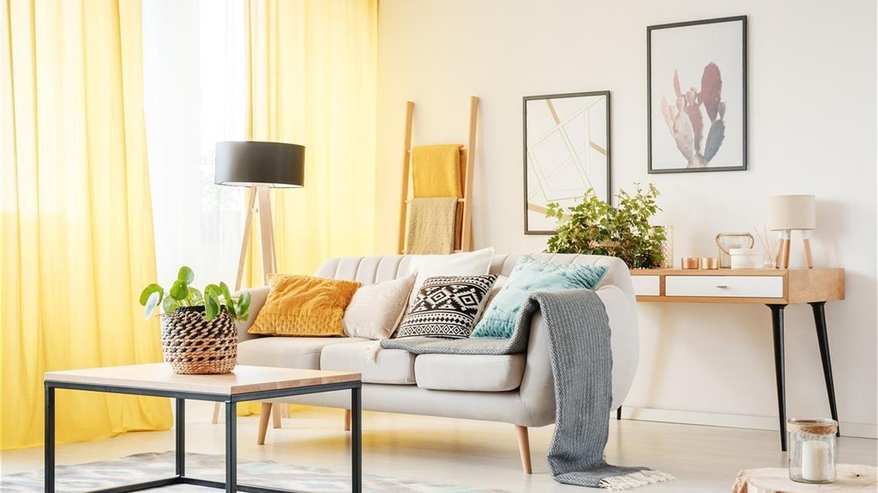 modern style livingroom