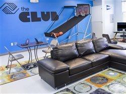 Boys and girls club teen room