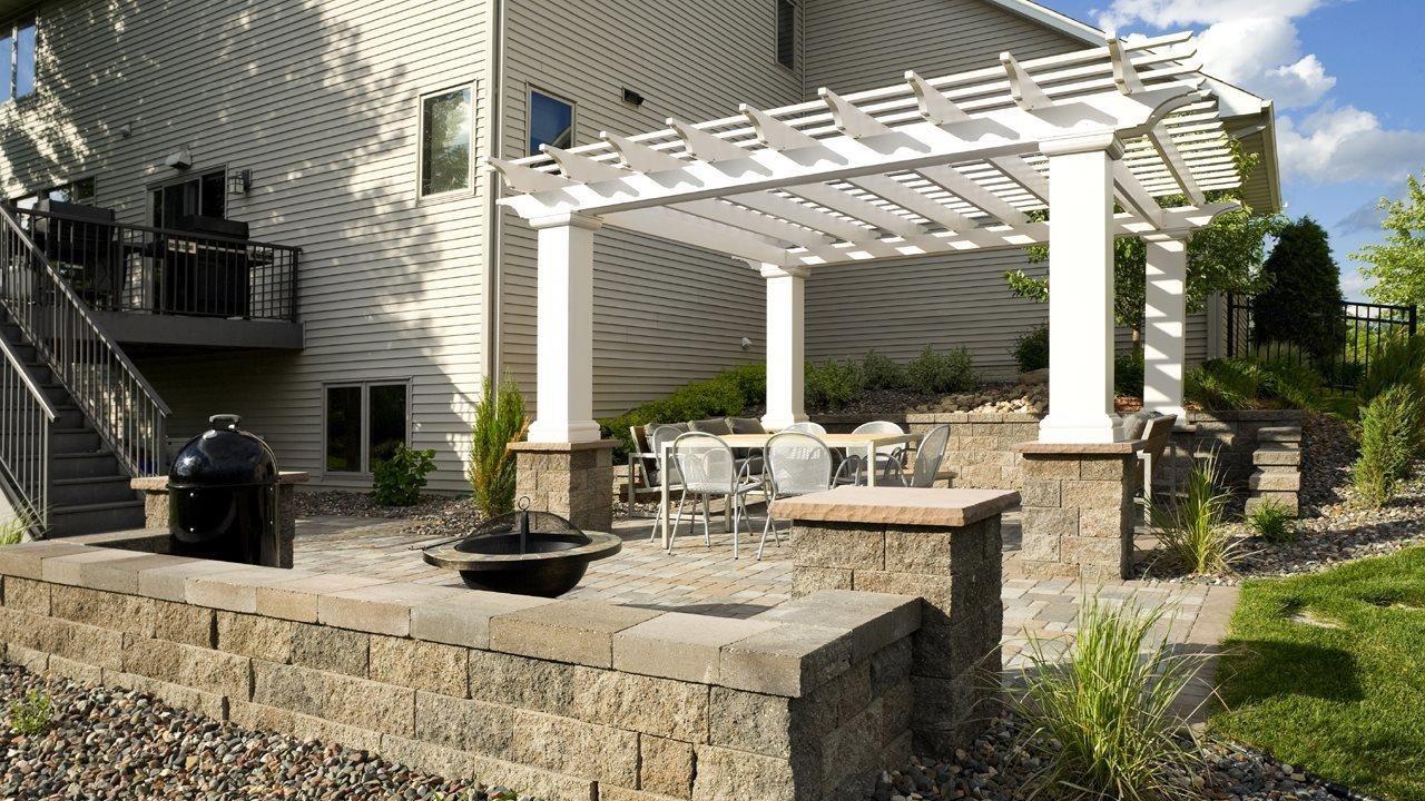 Versa Lok patio
